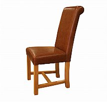 Vale Furnishers - Dining - Bretton Sumo Dining Chair